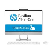 HP Pavilion 24-x016 Z5N69AA#ABA All-in-One Desktop Computer, Intel i3