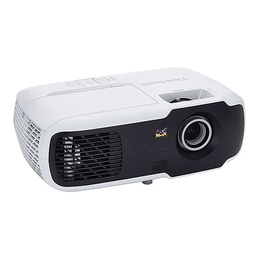 ViewSonic Business PA502S DLP Projector, Black/White