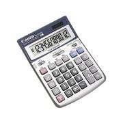Canon HS-1200TS 7438A023AA 12-Digit Desktop Calculator, Gray/Silver