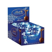 Lindt Lindor Truffles, Dark Chocolate, 25.4 oz. (3513)