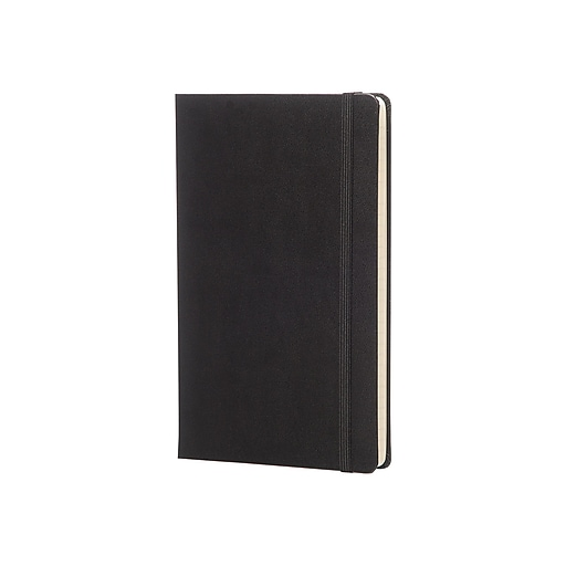 Moleskine Pro Collection Notebook, Large, 5