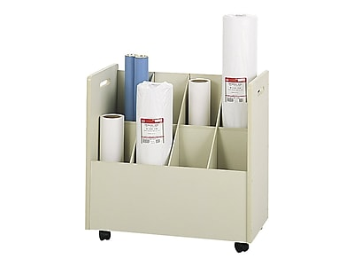 Safco Roll Filing and Blueprint Storage, 7