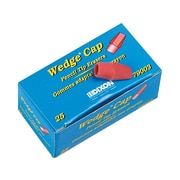 DIXON Erasers, Pink, 25/Box (79003)