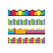 Trend Terrific Trimmers T-92908 Borders/Trim, Assorted colors