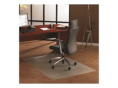 Floortex 48x30 Pet Chair Mat For Hard Floor Rectangular