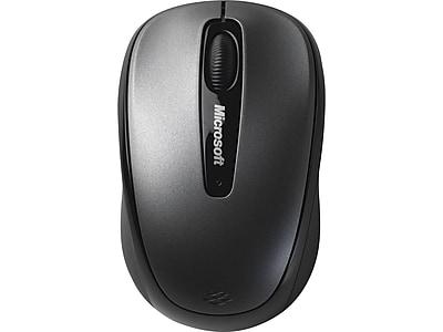 Microsoft Mobile 3500 GMF-00010 Wireless Bluetrack Mouse, Loch Ness Gray