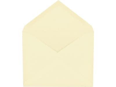 Staples Gummed Invitation Envelopes, 5.75