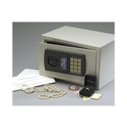 Gary Steel Standard Safe with Keypad, 0.3 Cu. Ft. (HS1207)