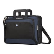 HP Evolution Laptop Case, Black/Blue Polyester (BM147AA)