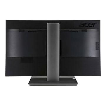 "Acer B6 B326HK ymjdpphz 32"" LED Monitor, Dark Gray"