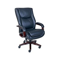 Deals on La-Z-Boy Winston Bonded Leather Executive Chair 47011
