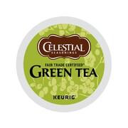Celestial Seasonings Green Tea, Keurig® K-Cup® Pods, 96/Carton (14734)