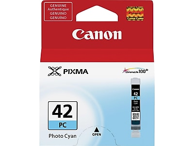 Canon CLI 42PC Cyan Ink Cartridge (6388B002)