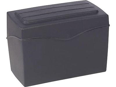 "Staples® 3"" x 5"" Index Card File"