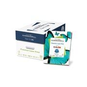"Hammermill Premium Laser Print 8.5"" x 11"" Multipurpose Paper, 24 lbs, 98 Brightness, 500/Ream, 10 Reams/Carton (104604)"