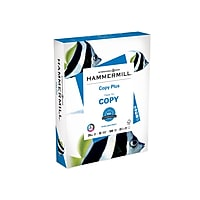 Deals on 3 Hammermill Copy Plus Paper 8.5-inx11-in 20 lbs 500 Sheets/Ream