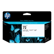 HP 72 Black Ink Cartridge, Standard (C9370A)