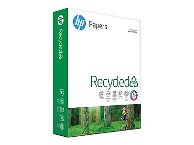 HP 30% Recycled 8.5