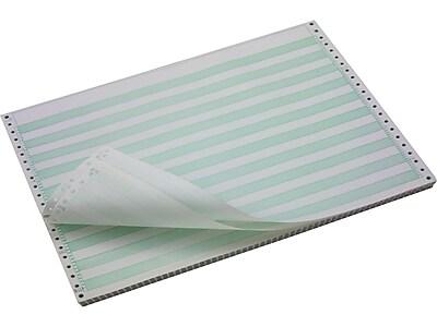 "Domtar 14.875"" x 11"" Business Paper, 18 lbs, 92 Brightness, 3000/Carton (141108)"