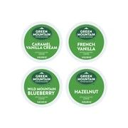 Green Mountain Variety Pack Coffee, Keurig® K-Cup® Pods, Light Roast, 88/Carton (6502)