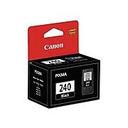Canon PG-240 Black Standard Yield Ink Cartridge (5207B001)
