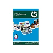 "HP 8.5"" x 11"" Multipurpose Paper, 20 lbs, 96 Brightness, 500/Ream, 10 Reams/Carton (112000)"