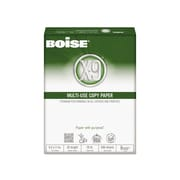 "Boise X-9 8.5"" x 11"" Multipurpose Paper, 20 lbs, 92 Brightness, 500/Ream, 5 Reams/Carton (OX9001JR)"