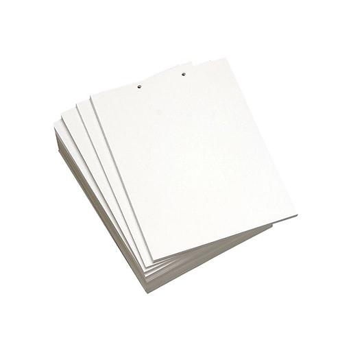"Domtar Willcopy Custom Cut 8.5"" x 11"" Copy Paper, 20 lbs, 92 Brightness, 500/Ream (851221)"