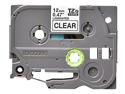 Brother TZe-131 Label Maker Tape, 0.47