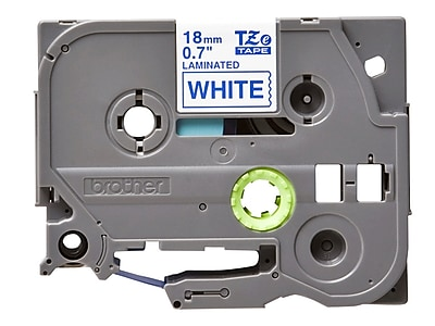Brother TZ-E243 Label Maker Tape, 0.7