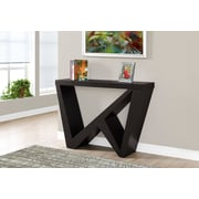 Monarch Hall Console Table Cappuccino (I 2434)
