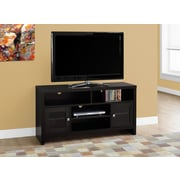 "Monarch 48"" Long TV Stand Cappuccino (I 2704)"
