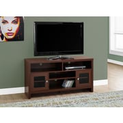 """Monarch 48"""" Long TV Stand Warm Cherry (I 2706)"""