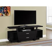 "Monarch 60"" Long TV Stand Cappuccino (I 2720)"
