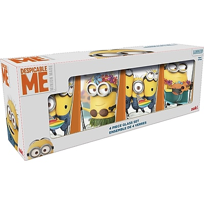 Minions Movie Pint Glass Set 2464847