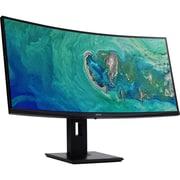 """Acer ED7 ED347CKR bmidphzx 34"""" LED Monitor, Black, Manufacturer Refurbished"""