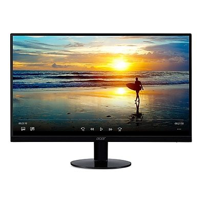 "Acer SB220Q UM.WS0AA.003 Refurbished 21.5"" LED Monitor, Black"
