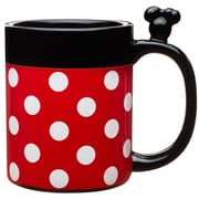 Minnie Mouse Sculpted Coffee Mug