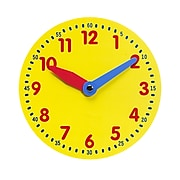 """Didax Magnetic 12"""" Demonstration Clock for Grades 1-4 (DD-211783)"""