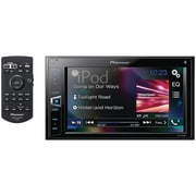 "PIONEER MVH-AV290BT 6.2"" Double-DIN In-Dash Digital Media A/V Receiver with Bluetooth®"