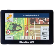 "WorldNav 588060 WorldNav 5880 High-Resolution 5"" Truck GPS Device"