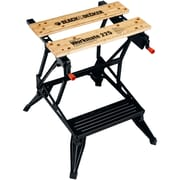BLACK & DECKER WM225 Workmate® Portable Project Center & Vise (450lb Capacity)