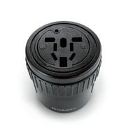 Brookstone Global Twist Outlet Adapter 853762 by
