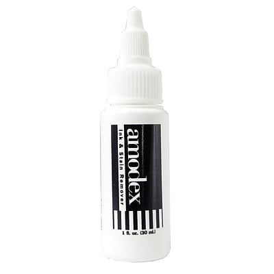 Amodex Ink & Stain Remover 4oz Bottle