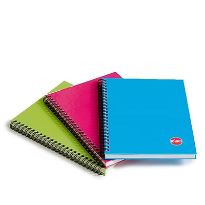 Rhino Notebook Brights Twinwire A4