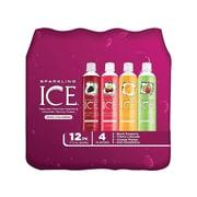 Sparkling Ice Variety Pack Sparkling Water, 17 Oz., 12/Pack (TLK95092)