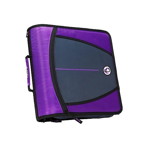 0a247e894287 Case•it D-146 Purple 3
