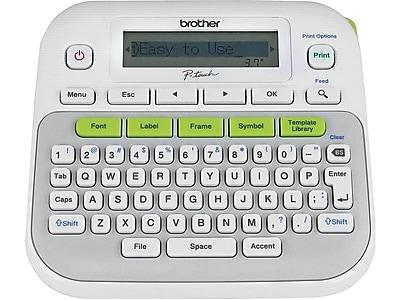 Brother P-Touch Desktop Label Maker (PT-D210)