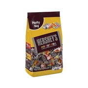 Hershey's Miniatures Party Bag Chocolate, Assorted, 40 Oz. (HEC21553)