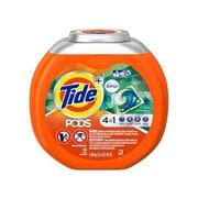 Tide Plus Febreze Botanical Rain Detergent Pods, 54/Pack (91618)